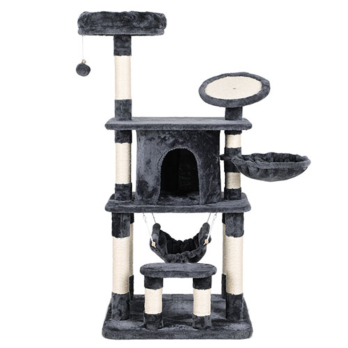 Multi-level Cat Play House